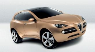 アルファロメオ コンセプトカー