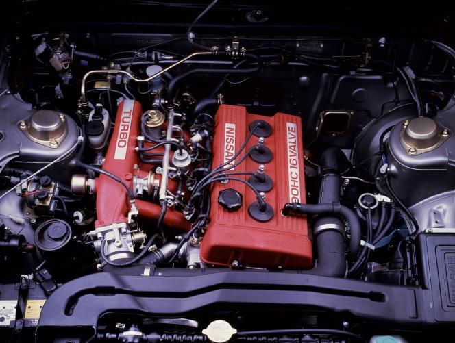 日産 スカイライン 2000 ターボ RS 1983