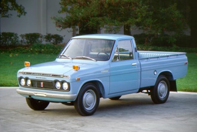 トヨタ ハイラックス 1968