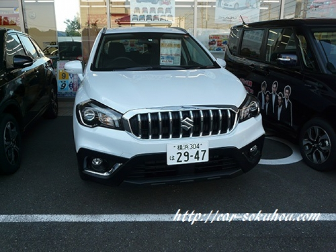 スズキ SX4 S-CROSS