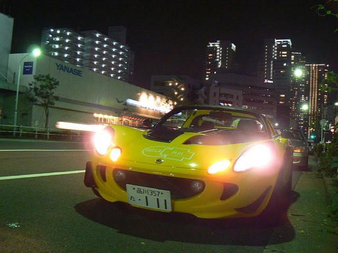 Lotus Elise(ロータス エリーゼ0 111R 2006年式フェイズ2