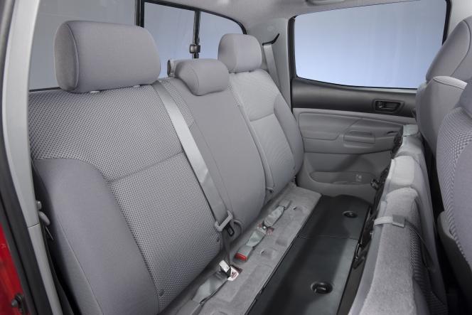 トヨタ タコマ 2代目 2011