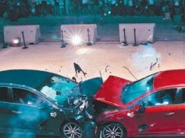 なぜ?勝敗は?...現代自動車「ソナタ」が米国製と韓国製の正面衝突試験を実施!