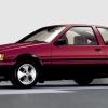 AE86とAE85は何が違ったのか?