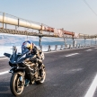 H2Rが公道で400km/h達成 ~Ninja H2R