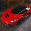 【動画】恐すぎる…!超高級車ラ フェラーリとヴェイロンが衝突事故!?