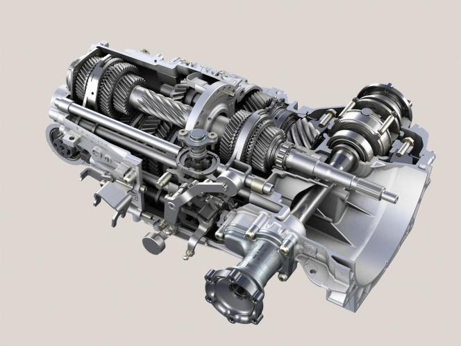 ポルシェ911 水平対抗エンジン