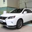 先代モデルを超えた…新型レクサスRX、10月22日より発売開始!価格は495万から!