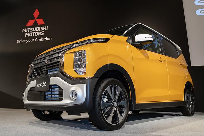 三菱 ekX 2019