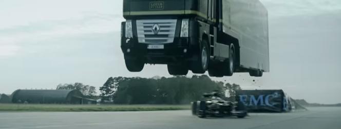トラック F1マシン