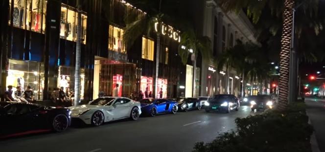 スーパーカーたち