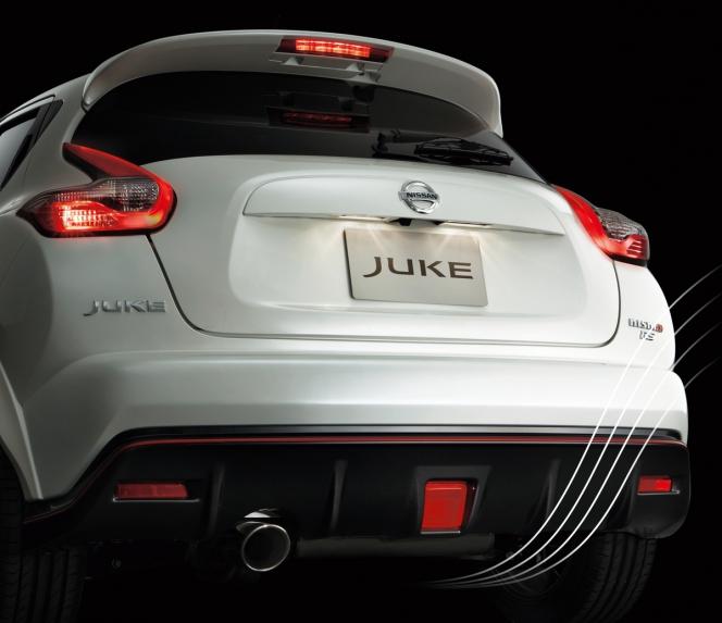 ジューク NISMO RS