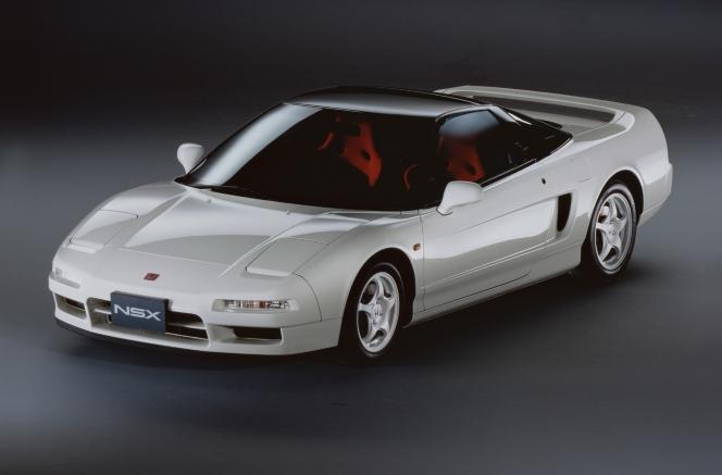 1992.11 NSX タイプR