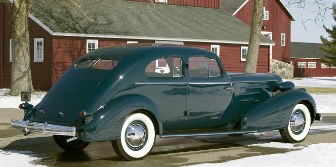 キャデラック エアロダイナミック クーペ1933