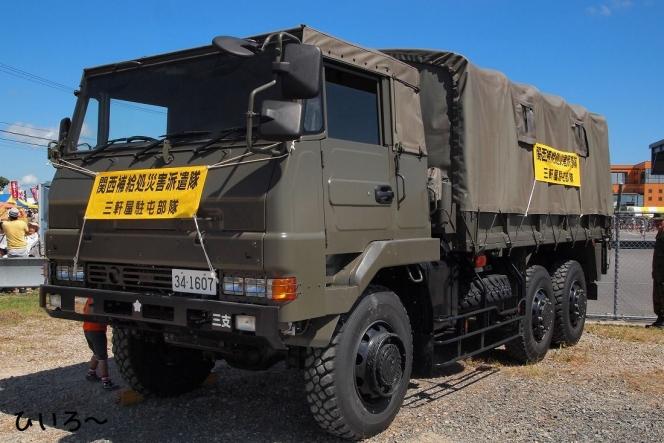 73式大型トラック!