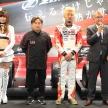 【東京オートサロン 2017】スポーツ&ドレスアップタイヤに新参入、ゼスティノ。