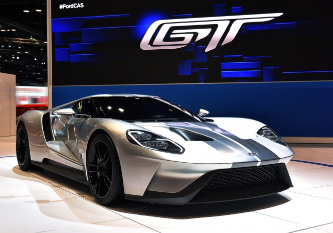 フォード GT 2015