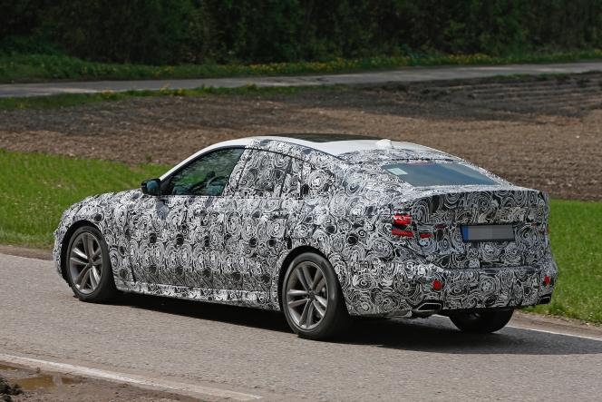 BMW 5シリーズGT 次期型