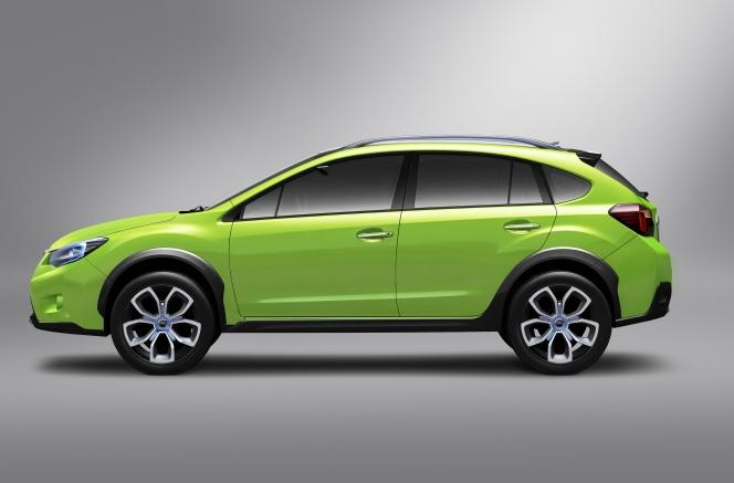 2011 Subaru XV concept