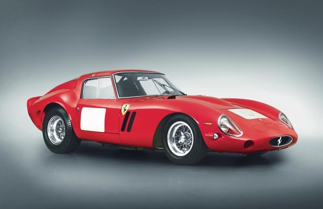 フェラーリ 250 GTO 1962