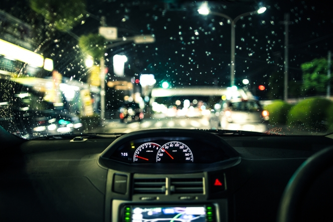 夜間 ライト