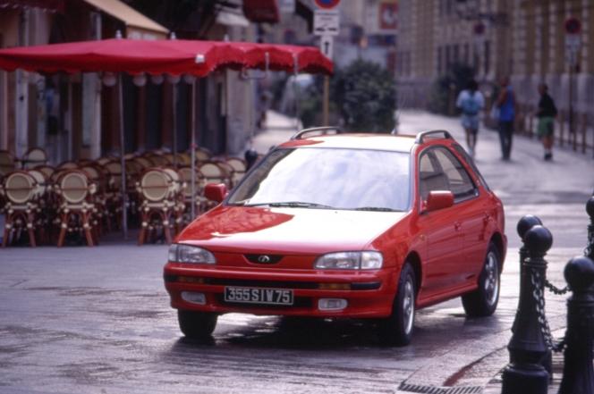 スバル インプレッサワゴン(1992)