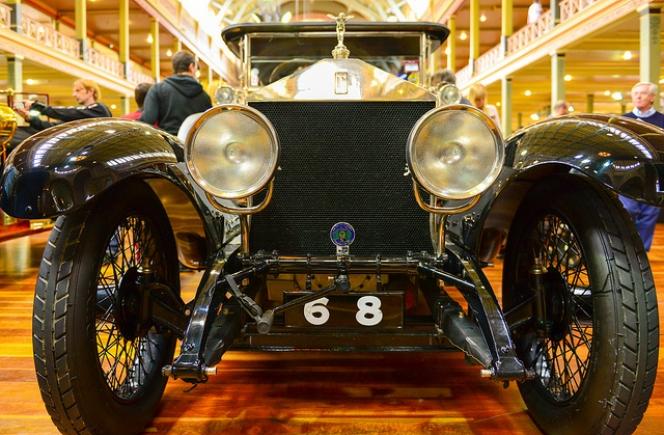 1920 Rolls-Royce Silver Ghost Tourer
