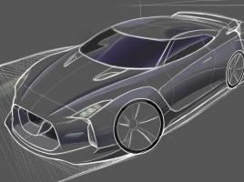 R36 GT-Rは650馬力ハイブリッドになる噂…遅くとも2020年には販売される?!