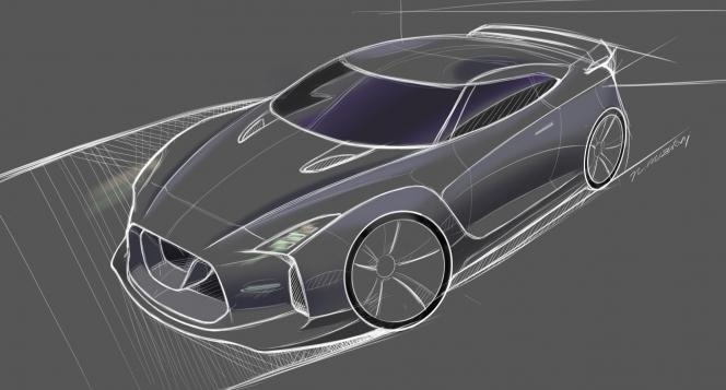 日産GT-R次世代型