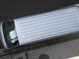 商用車やトラック、RV車に多い屋根のライン。これってなんのためにあるの?