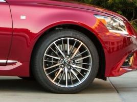 クラウン アスリートやレクサス LSなど…純正ホイールがカッコいい国産車5選