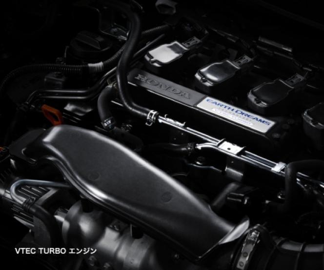 1500ccターボエンジン