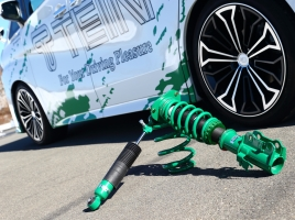 TEINの車高調と自動減衰調整機能EDFCを装備した30ヴェルファイアを斎藤聡が徹底解説