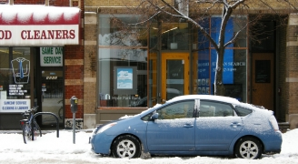 prius in snow(camera:Chad Kainz)