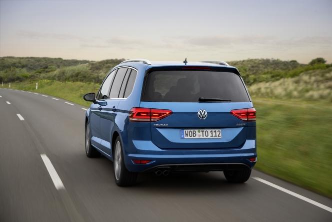 VW トゥーラン 2018