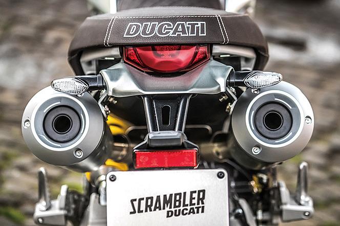アヘッド Ducati Scrambler 1100 Special