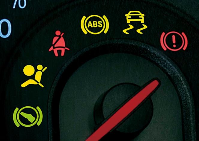 VW 警告灯