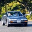 自動車愛好家で知られる今上天皇の愛車は91年式インテグラ!F1GPの表彰台に初めてあがった日本人も天...