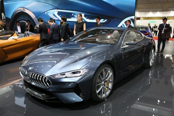 2017 東京モーターショー BMW