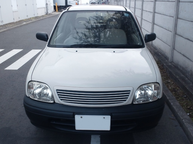 MUJI CAR 1000