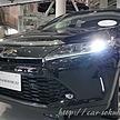 新型ハリアーのターボ車の内装画像インプレ【スポーティーなデザインに大変身!?】