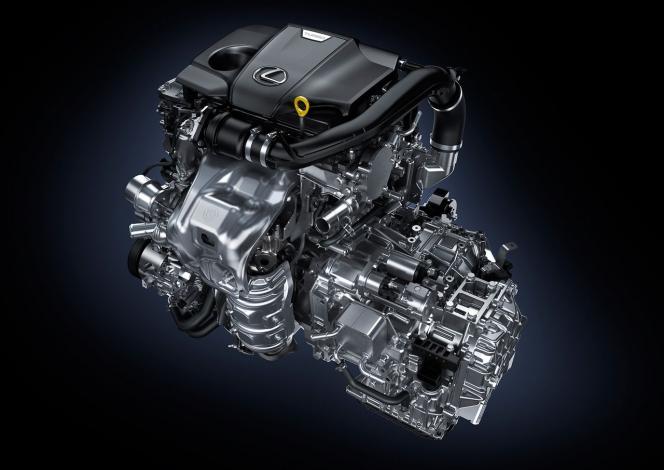 8AR-FTSエンジン