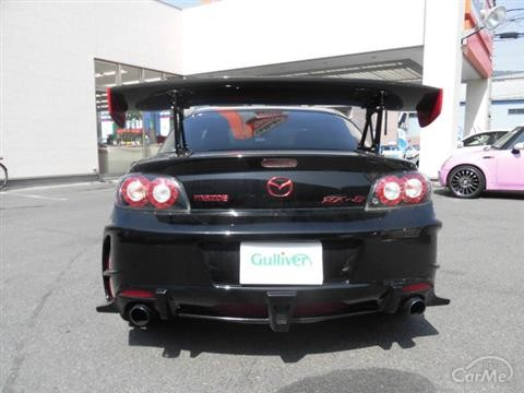 RX-8 RS 2008