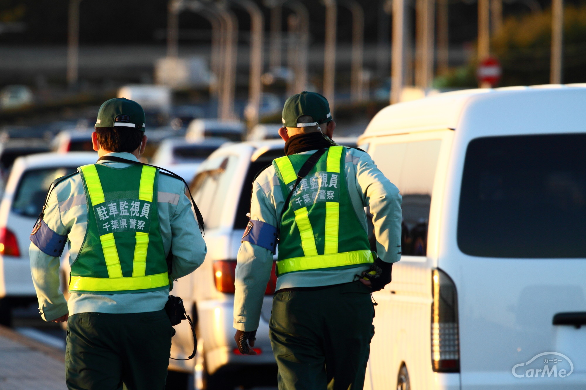 「駐車監視員 京都」の画像検索結果
