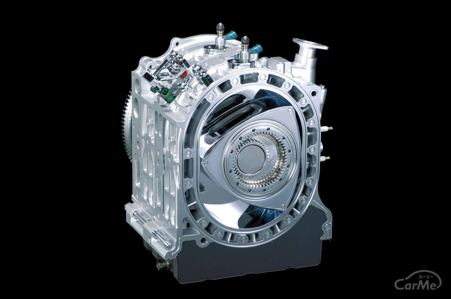 ロータリーエンジン、なぜマツダ...