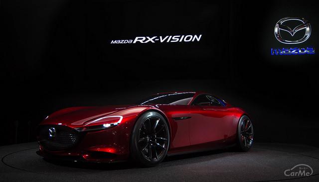 マツダ RX-VISION