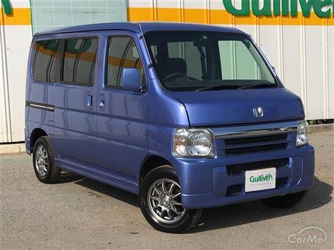 ホンダ バモス L 2005