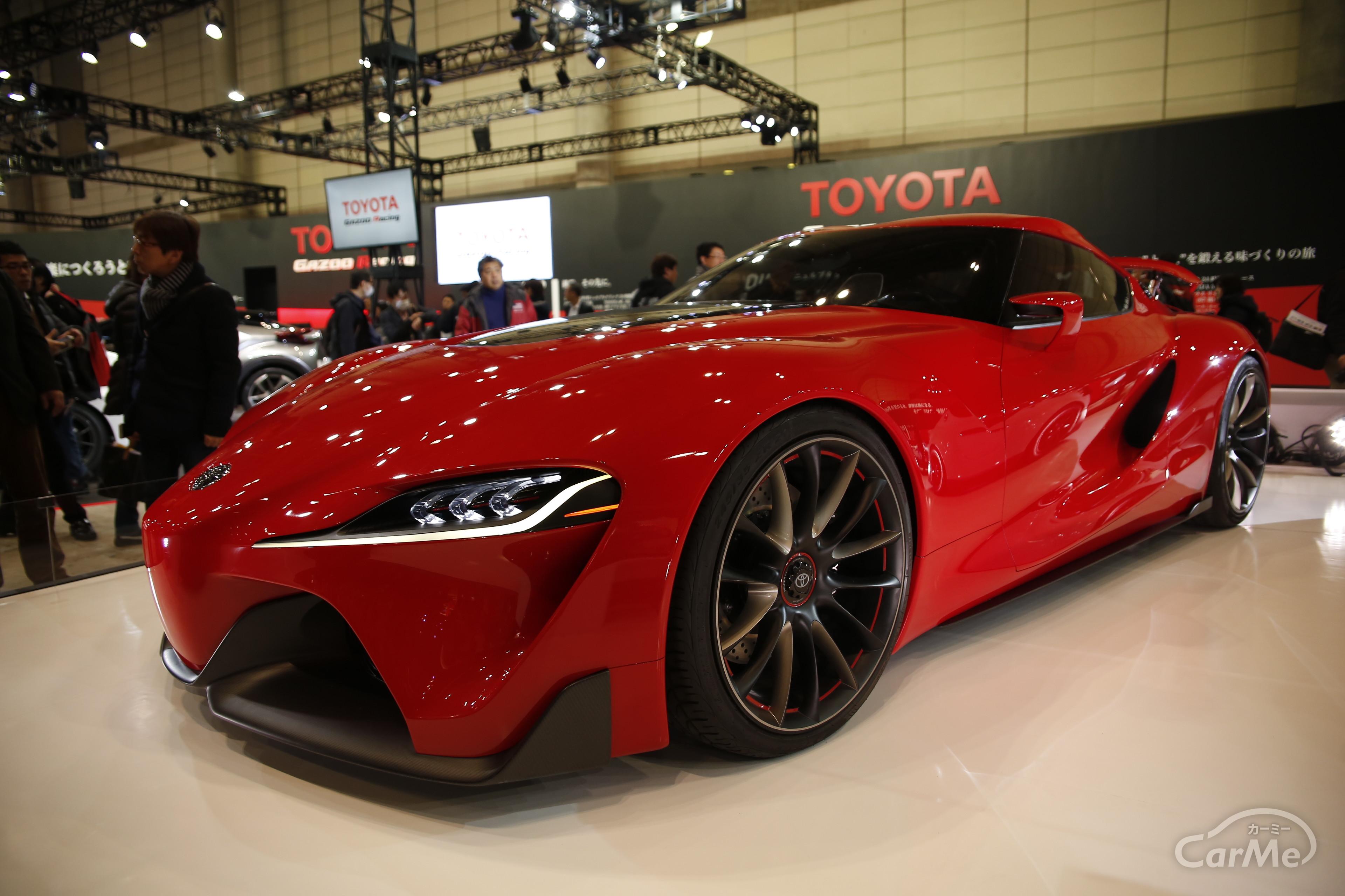 【東京オートサロン速報】スープラ後継のトヨタFT-1が国内初披露!過去に出展されたスープラもご紹介!