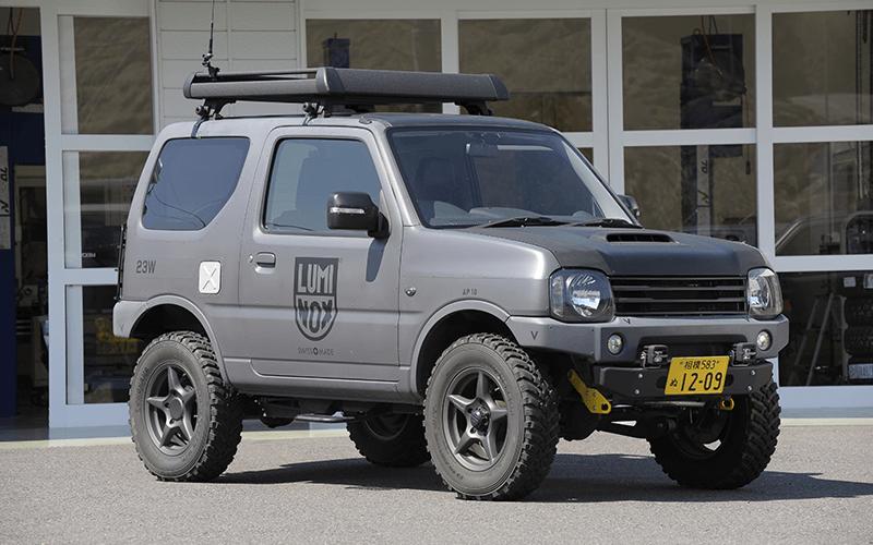 CarMe × 特別企画 SUVカスタム 08
