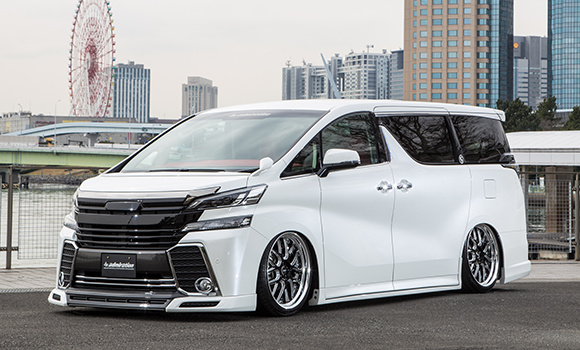CarMe × 特別企画 カスタム01